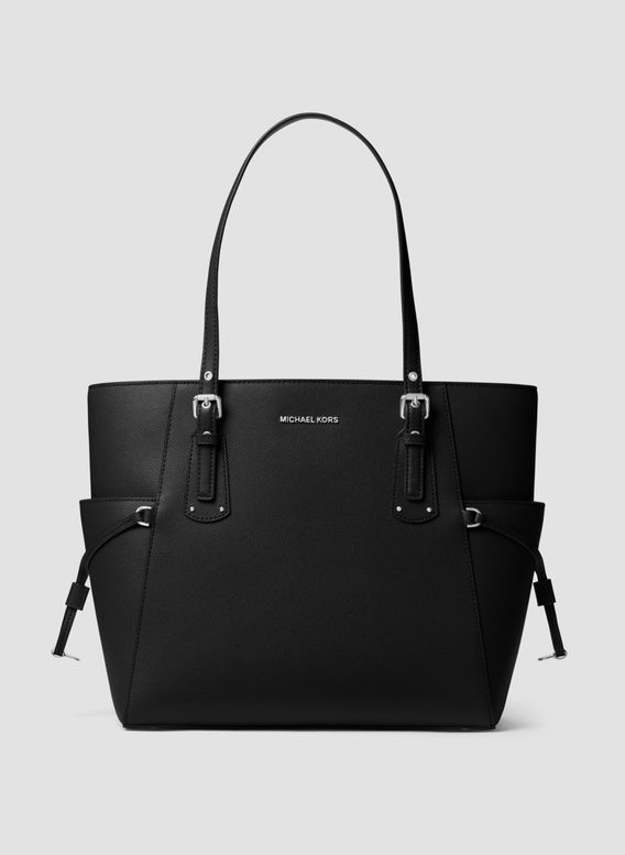 BORSA VOYAGER, 001BLACK, medium