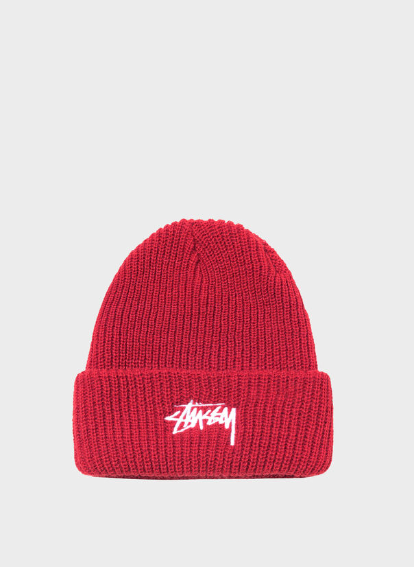 CAPPELLO BASIC CUFF BEANIE, CORAL, large