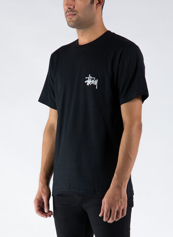 T-SHIRT WAITER, BLACK, small