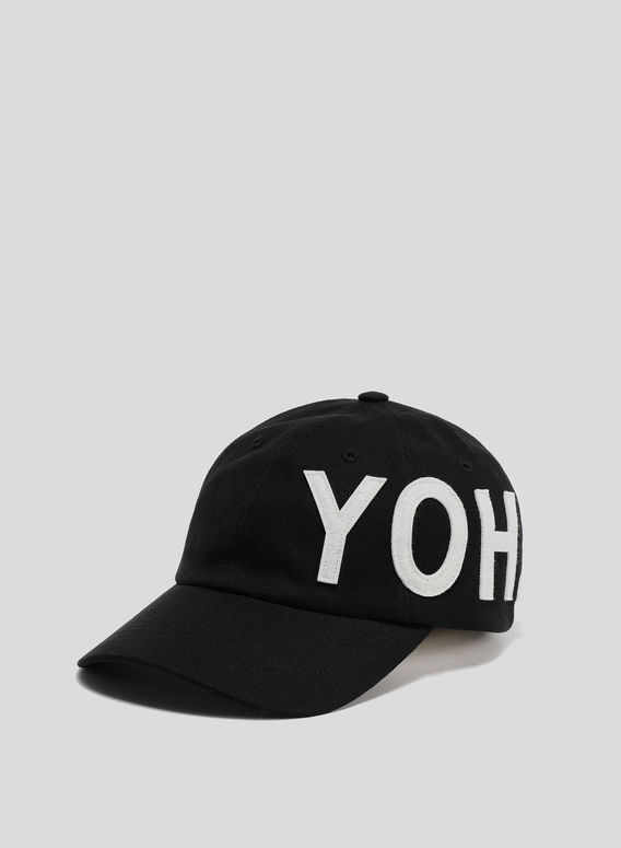 CAPPELLO YOHJI, BLACK, medium