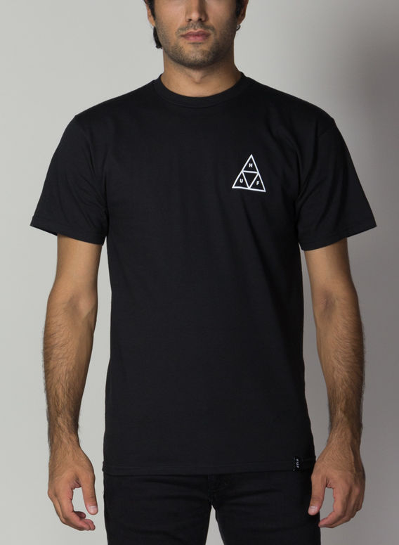 T-SHIRT ESSENTIALS, BLACK, medium