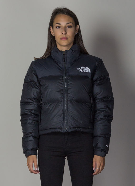 GIUBBOTTO 1996 RETRO NUPTSE CROP, TNFBLACK, medium