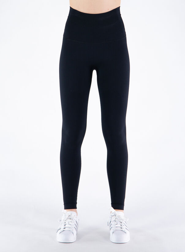 LEGGINGS FORMOTION SCULPT TIGHTS, BLACK, large