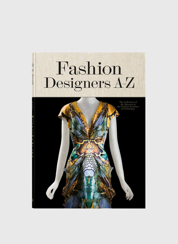 LIBRO FASHION DESIGNERS A-Z, WHITE, medium