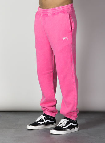 PANTALONE STOCK FLEECE, HOTPINK, small
