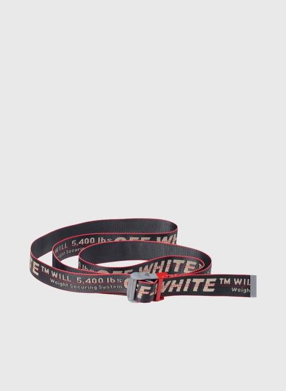 CINTURA INDUSTRIAL BELT, ANTHRACITE, medium