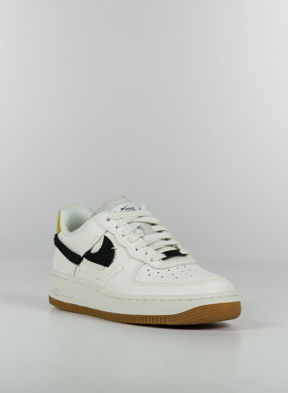 SCARPA AIR FORCE 1 '07 LXX, SAIL/BLACKCHROME, medium
