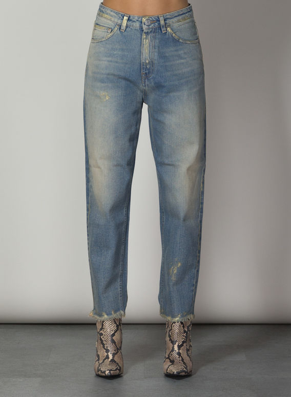 JEANS ILLINOIS ROKI, L0423USEDGOLD, medium