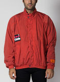 GIUBBOTTO WINDBREAKER WASHED, RED, thumb