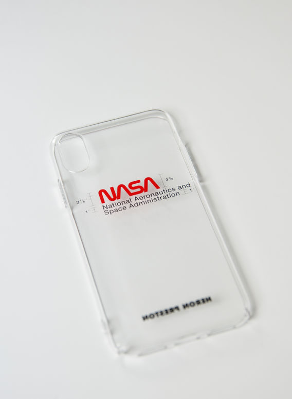 COVER NASA IPHONE, TRANSPARENT/MULTI, medium