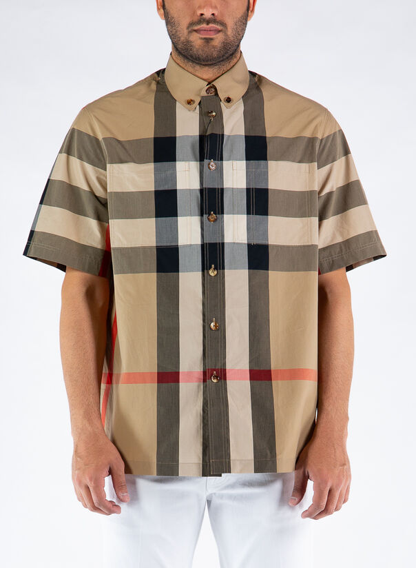 CAMICIA THAMES, ARCHIVEBEIGE, large