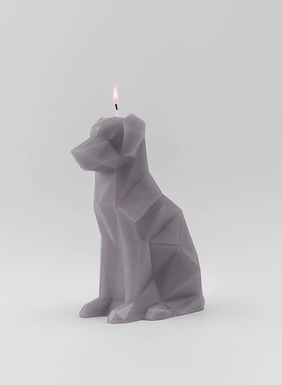 CANDELA PYROPET VOFFI, LIGHTGREY, medium