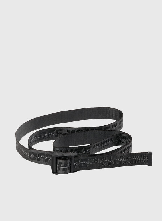 CINTURA INDUSTRIAL BELT, BLACK, medium