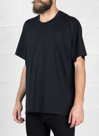 T-SHIRT STREET, BLACK, small