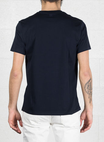 T-SHIRT AMI DE COEUR, 410NAVY, small