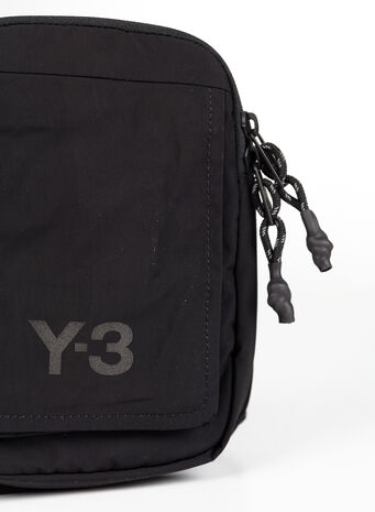BORSA Y-3 BUMBAG, BLACK, small