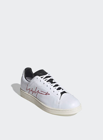 SCARPA YOHJI COURT, FTWWHT/RED/BLACK, small