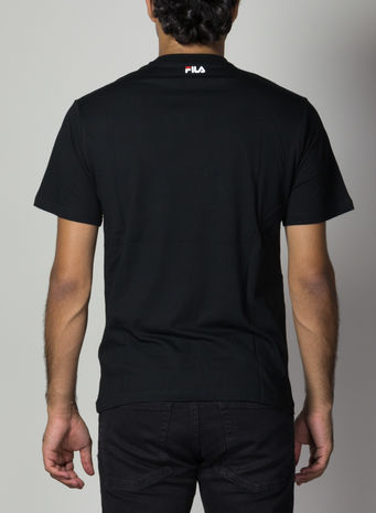 T-SHIRT UNISEX CLASSIC PURE, 002BLACK, small