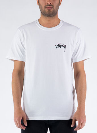 T-SHIRT DESIGN GROUP, WHITE, small