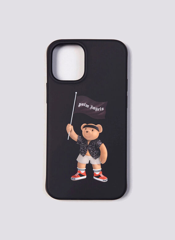 COVER PIRATE BEAR IPH CASE 12 MINI, 1001BLACKWHITE, medium