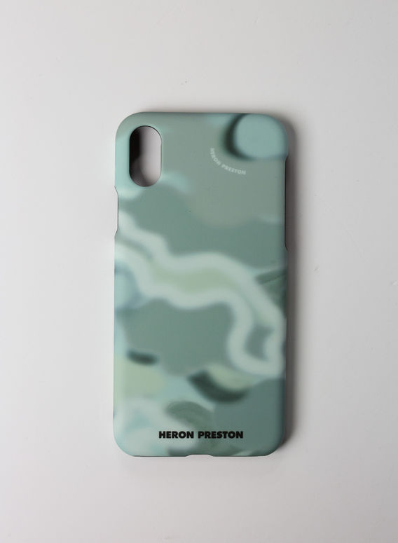 COVER IPHONE XS CAMO, MULTICOLOR, medium