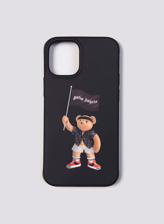 COVER PIRATE BEAR IPHONE CASE 12 PRO, 1001BLACKWHITE, medium