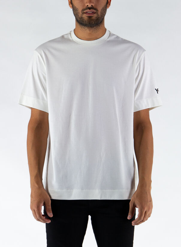 T-SHIRT CH2 GFX, OFFWHITE/BLACK, large