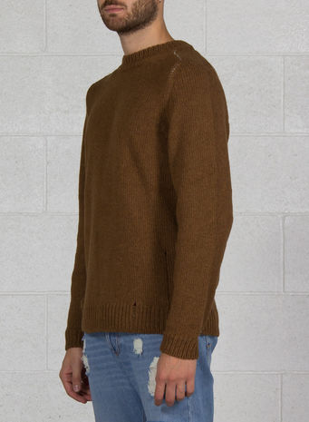MAGLIONE HAND STITCH SWEAT, 62, small