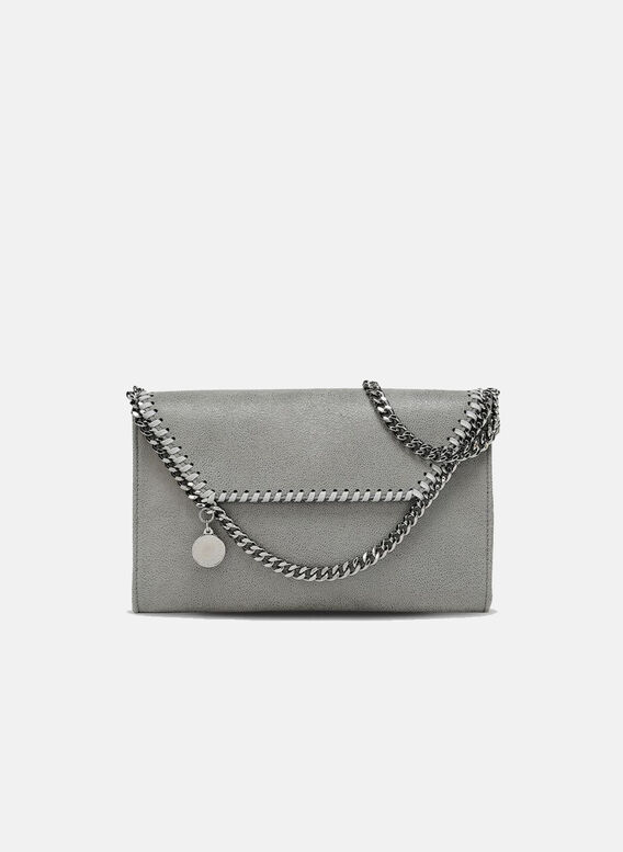 POCHETTE  FALABELLA, 1220LIGHTGREY, medium