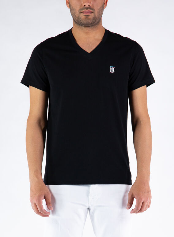 T-SHIRT MARLET, BLACK, medium