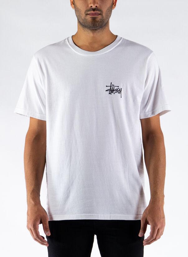 T-SHIRT PEACE POT, WHITE, large