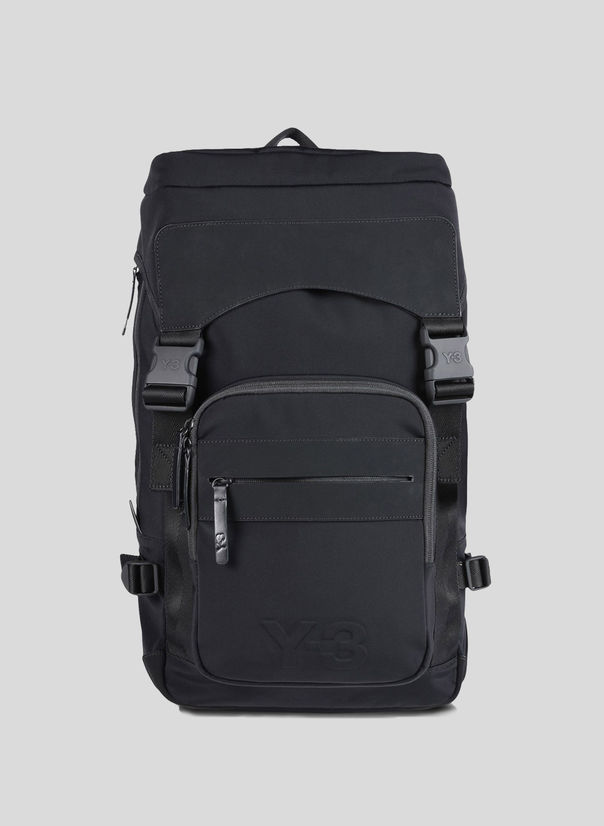 ZAINO ULTRATECH, BLACK, large