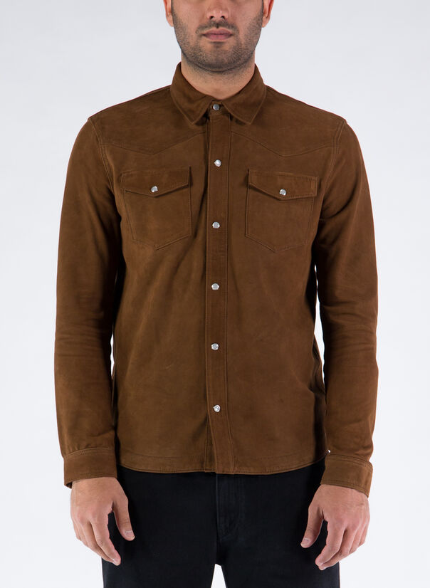 CAMICIA SYD, 03SAND, large