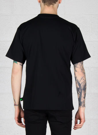 T-SHIRT, BLACK, small