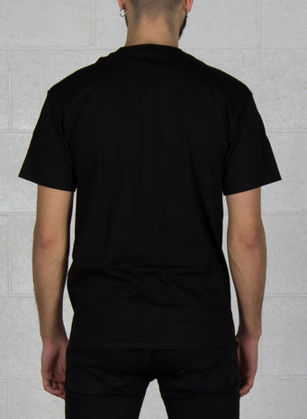 T-SHIRT PUSHER TEE, BLACK, small