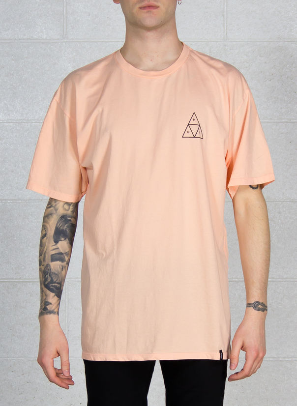 T-SHIRT SK8 RAT TT S/S TEE, PEACH, large
