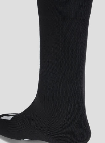 CALZINI Y-3 TECH SOCKS, BLACK/WHITE, small