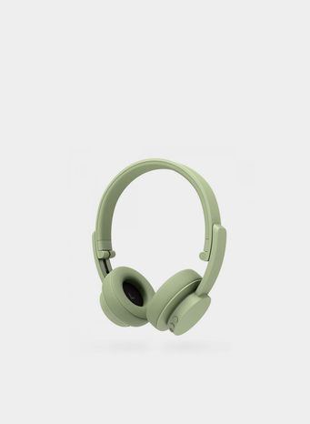 CUFFIE DETROIT TRUE BLUETOOTH, GREEN, small