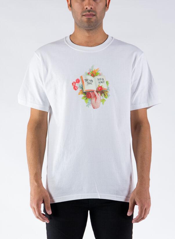 T-SHIRT HANDBOOK, WHITE, large