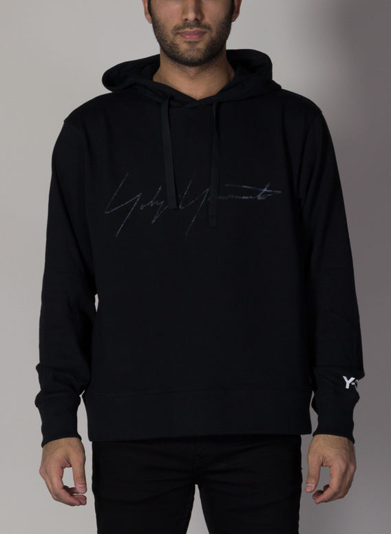 FELPA SKATE SIGNATURE HOODIE, BLACK, medium
