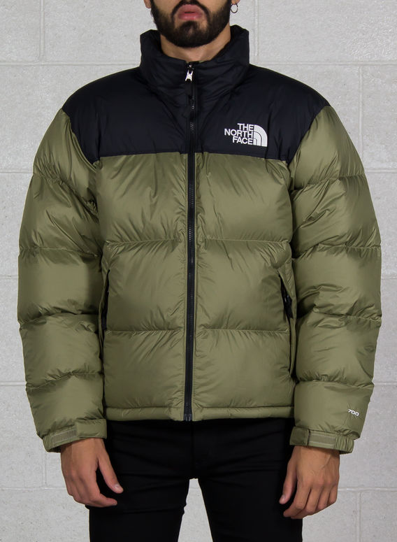 GIUBBOTTO 1996 RETRO NUPTSE, 207GREEN, medium