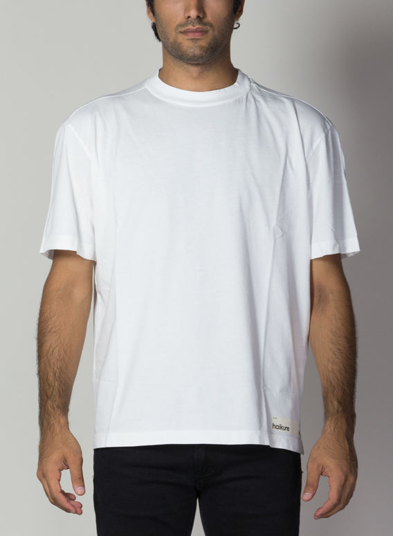 T-SHIRT CLIVE, WHITE, medium