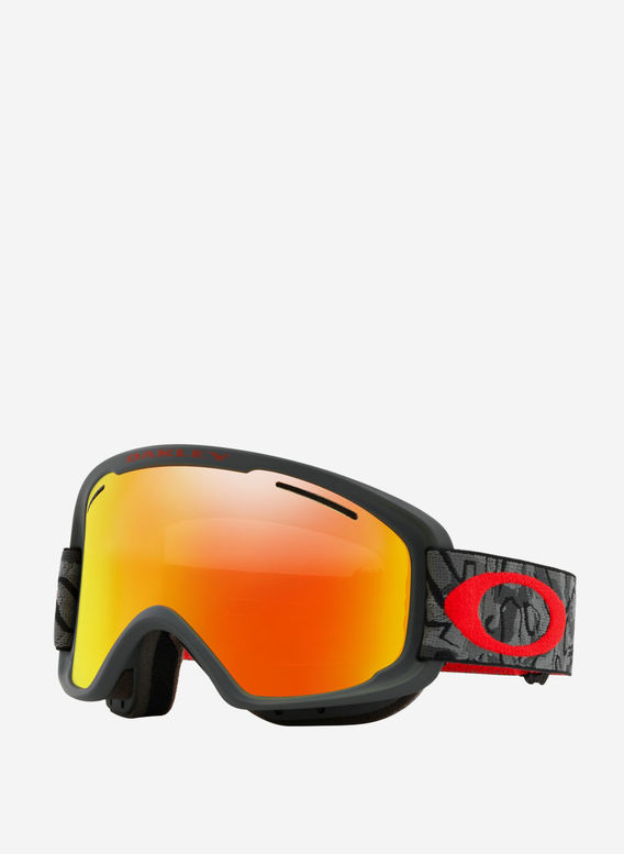 MASCHERA O FRAME 2.0 XM, CAMO/FIRE, medium