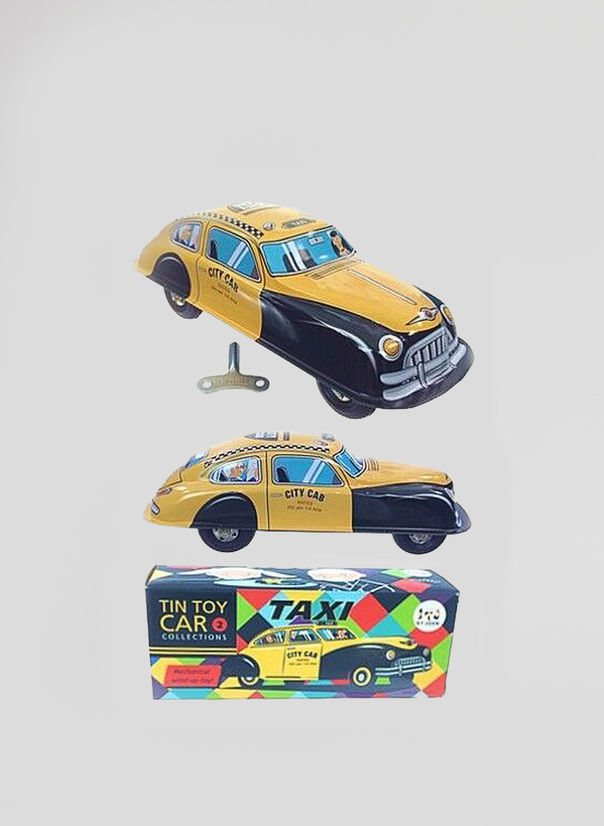 X VEHICLE TINY TOY I17, TAXI, large