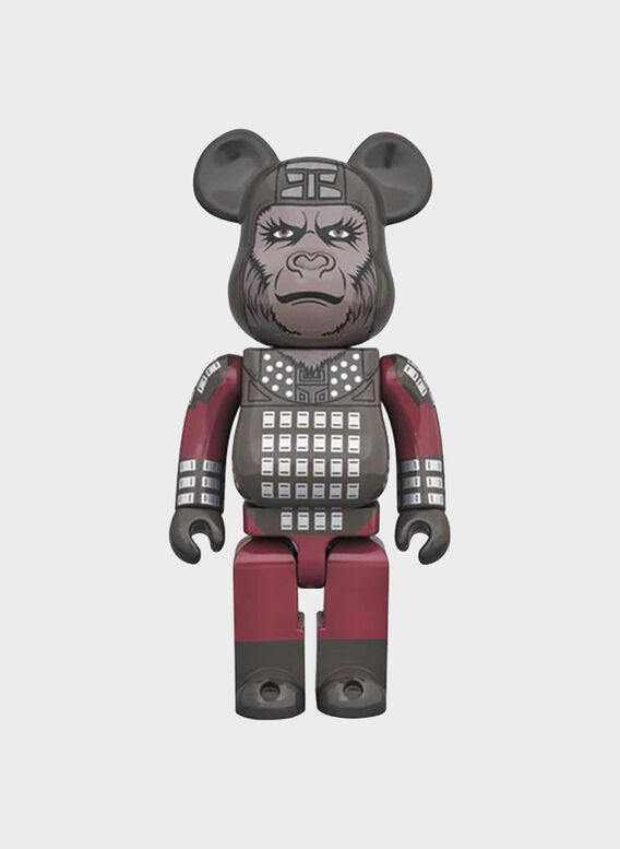 BE@RBRICK PLANET OF THE APES GENERAL URSUS, ASSASS, medium