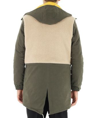 GIUBBOTTO, MILITARY GREEN, small