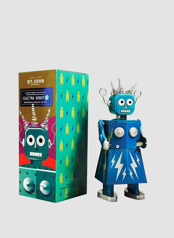 X ROBOT TINY TOY I17, ELECTRA ROBOT, small