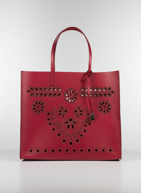 BORSA TOTE, C61CHERRY, medium