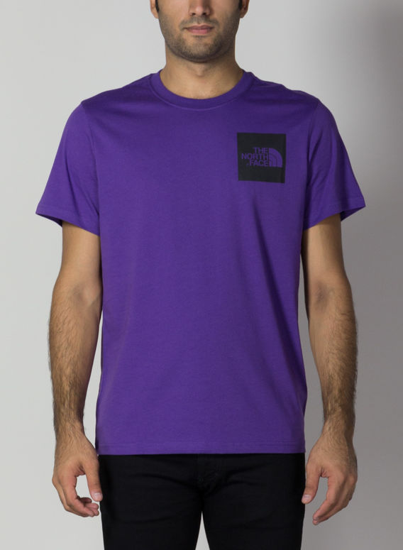 T-SHIRT FINE TEE, N5NPURPLE, medium