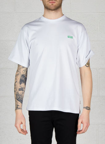 T-SHIRT, WHITE, small